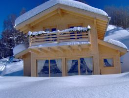 Chalet Nax / Mont-noble - 6 people - holiday home  #64206