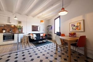 Barcelona -    3 chambres