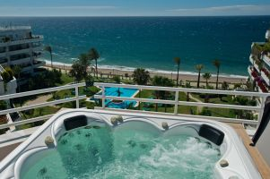Appartement 6 personnes Puerto Banus - location vacances  n°64298