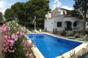 Maison L'amettla De Mar - 8 personnes - location vacances  n°64309