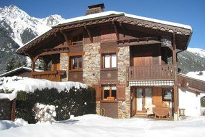 Chalet Chamonix Mont Blanc - 4 people - holiday home  #64329