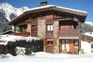Chalet Chamonix Mont Blanc - 4 personnes - location vacances  n°64329