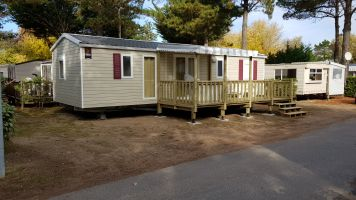 Mobil-home Saint Jean De Monts - 8 personnes - location vacances  n°64336
