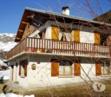 Chalet Saint Sorlin D'arves - 5 people - holiday home  #64370