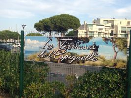 Flat in Port camargue  le grau du roi for   4 •   2 stars   #64435