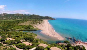 Flat in Sainte lucie de porto vecchio for   4 •   garden