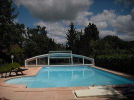 Gite à Septfonds pour  3 •   avec piscine privée