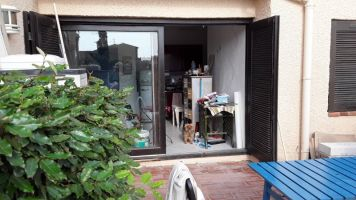 Flat Port Leucate - 2 people - holiday home  #64483