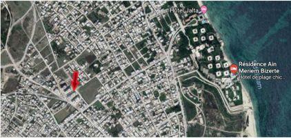 Appartement à Bizerte pour  4 •   1 chambre   n°64499