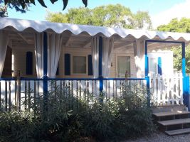 Mobile home Vic La Gardiole - 8 people - holiday home  #64586