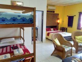 Chambre d'hôtes Koh Tao - 5 personnes - location vacances  n°64589