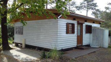 Chalet 6 personnes Vendays Montalivet - location vacances  n°64604