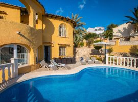 House in Calpe for   4 •   with private pool   #64607