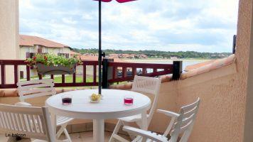 Appartement Vieux-boucau-les-bains  - location vacances  n°64622