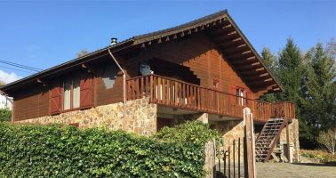 Chalet Durbuy - 9 personnes - location vacances  n°64676
