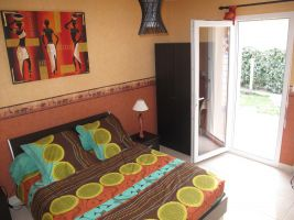Bed and Breakfast 4 personen Arès Afrique - Vakantiewoning  no 64701