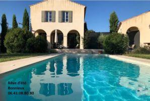 Maison 10 personnes Bonnieux - location vacances  n°64764