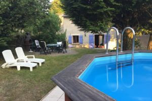 Maillaufargueix -    with private pool