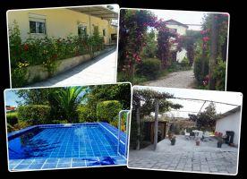 Maison à  pour  4 •   avec piscine privée