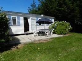 Mobile home Fouesnant - 4 people - holiday home  #64837
