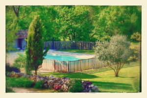 Bed and Breakfast 4 people Monflanquin - holiday home  #64911
