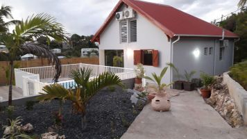 Maison à Le gosier pour  6 •   avec piscine privée