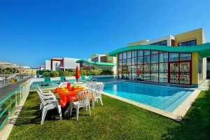 House in Albufeira for   14 •   view on sea