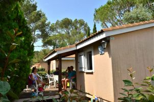 Chalet 4 personen Bessan - Vakantiewoning  no 64946