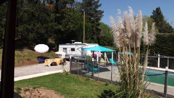 Caravane Brive  - 2 personnes - location vacances  n°64949