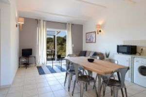 Huis in Palombaggia voor  5 •   uitzicht op zee