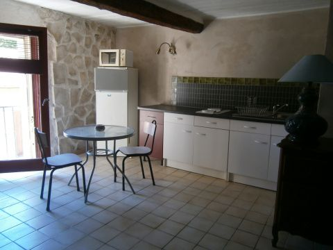 Studio in Narbonne - Vacation, holiday rental ad # 65028 Picture #1