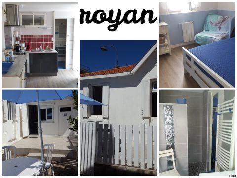 House in royan - Vacation, holiday rental ad # 65114 Picture #0