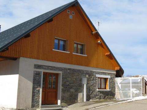 Flat Albiez-montrond - 7 people - holiday home  #65131
