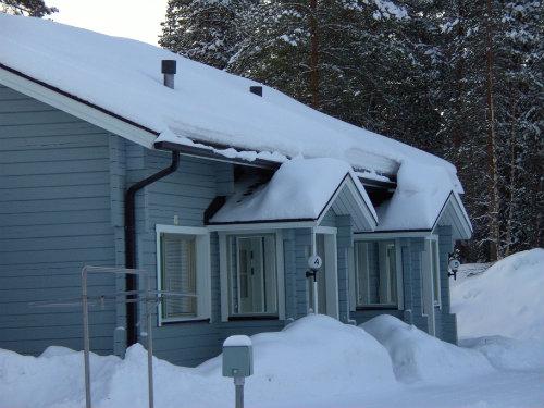 Chalet Paljakka - 8 personnes - location vacances  n°65161