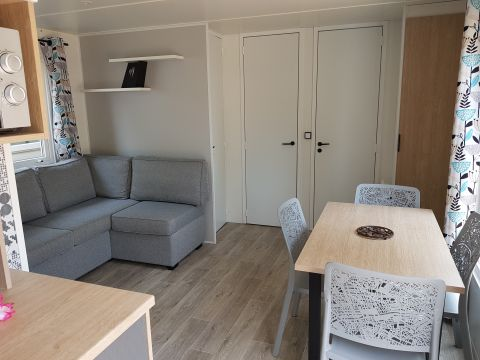 Mobile home in Vias plage - Vacation, holiday rental ad # 65307 Picture #1