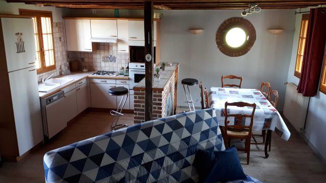 Appartement à Le crotoy pour  2 personnes