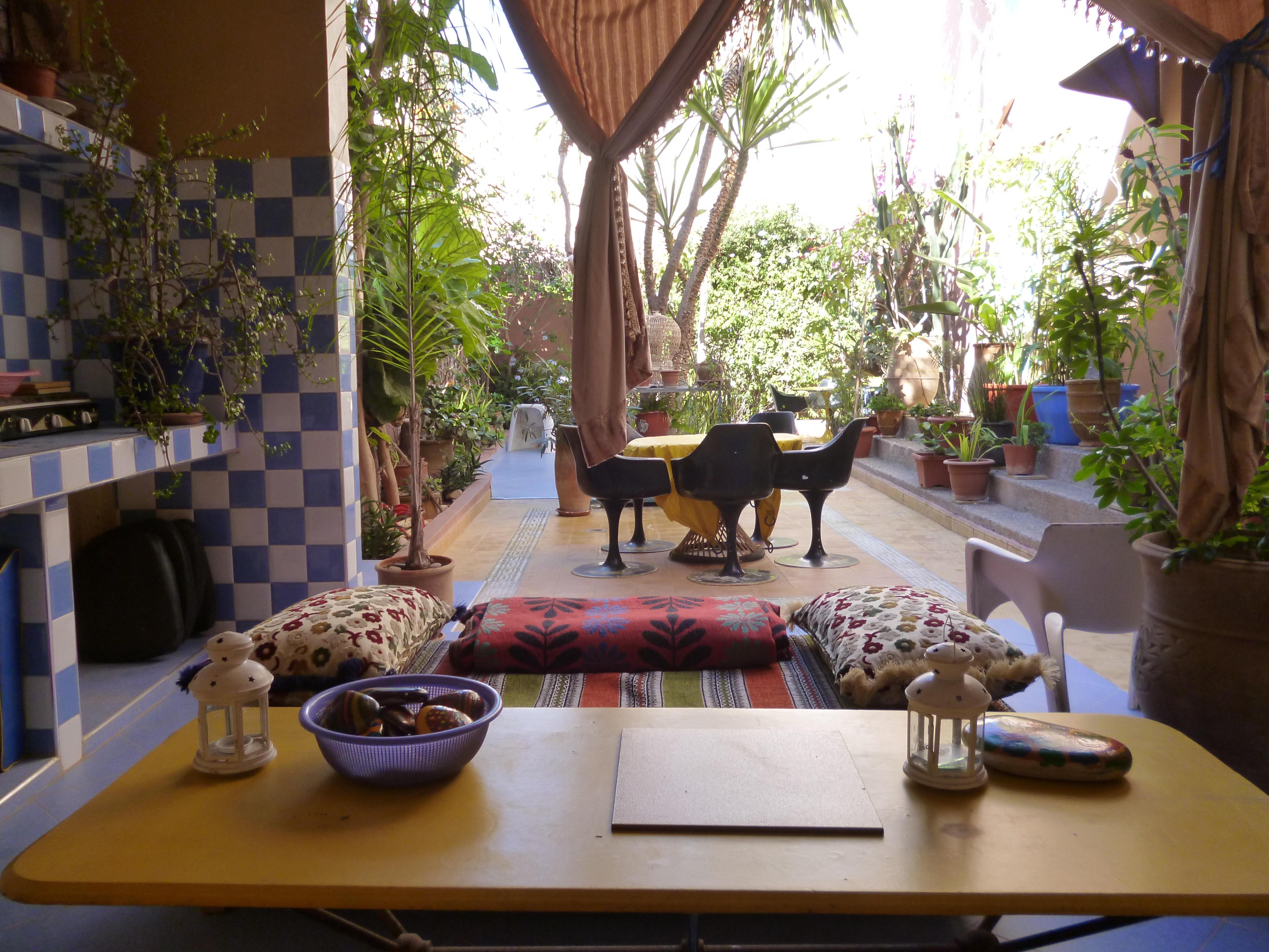 Maison Tamraght-agadir - 6 personnes - location vacances  n°65328