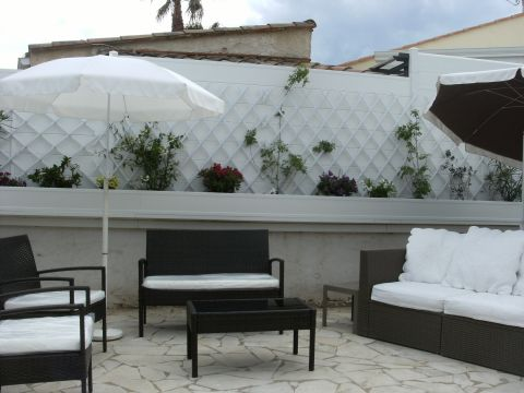 House in Le Cap d'agde - Vacation, holiday rental ad # 65338 Picture #6