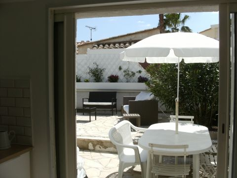 House in Le Cap d'agde - Vacation, holiday rental ad # 65338 Picture #7