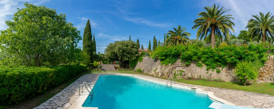House in Grasse - Vacation, holiday rental ad # 65345 Picture #2