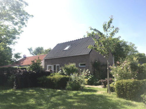 Bed and Breakfast Dishoek - 3 personen - Vakantiewoning  no 65363