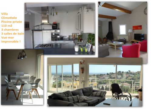 House in HYERES - Vacation, holiday rental ad # 65369 Picture #3
