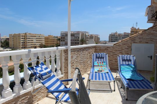 Flat in Torrevieja - Vacation, holiday rental ad # 65373 Picture #11