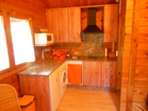 Chalet in Zahora - Vacation, holiday rental ad # 65411 Picture #5