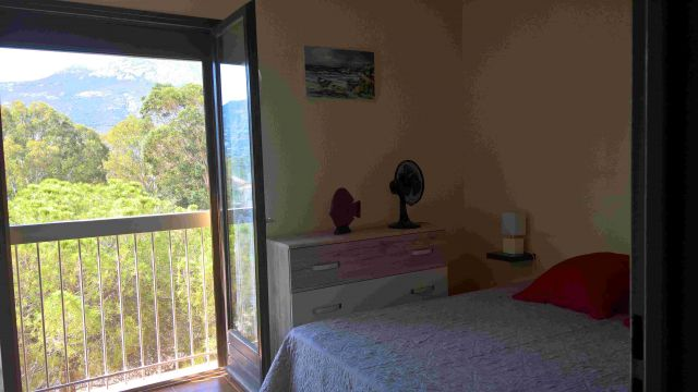 Flat in Calvi en Corse - Vacation, holiday rental ad # 65414 Picture #1