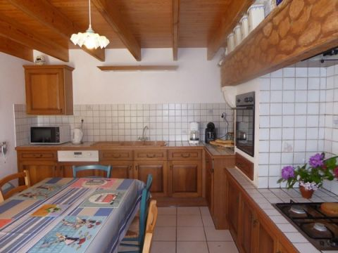 Gite in fouesnant - Vacation, holiday rental ad # 65418 Picture #1