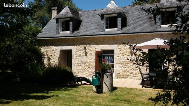 Gite in fouesnant - Vacation, holiday rental ad # 65418 Picture #0