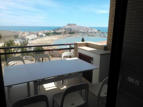 Appartement PeÑiscola - 6 personnes - location vacances  n°65440