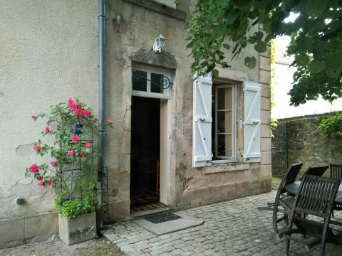 Maison La Guiche  - location vacances  n°65518