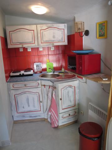 Studio Montségur-sur-lauzon26130 - 3 personnes - location vacances  n°65521